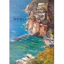 Conca dei Marini - Coast oil paintings
