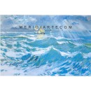 After the storm - Seascape oil paintings