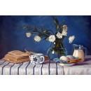 Breakfast - Still Life oil painting