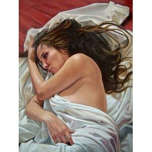 Awakening - Nude oil paintings