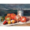 Still Life oil painting - Giovanni Parlato