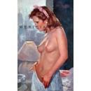 Nude oil painting - Giovanni Parlato - Nude