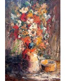 Still Life oil painting - Flowers