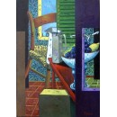 The two windows - Still life