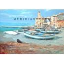 Marine of Camogli - Seascape oil paintings