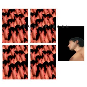 Multiple - Digital print