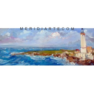 The lighthouse - Seascape