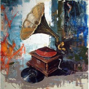Longing - Still life oil painting