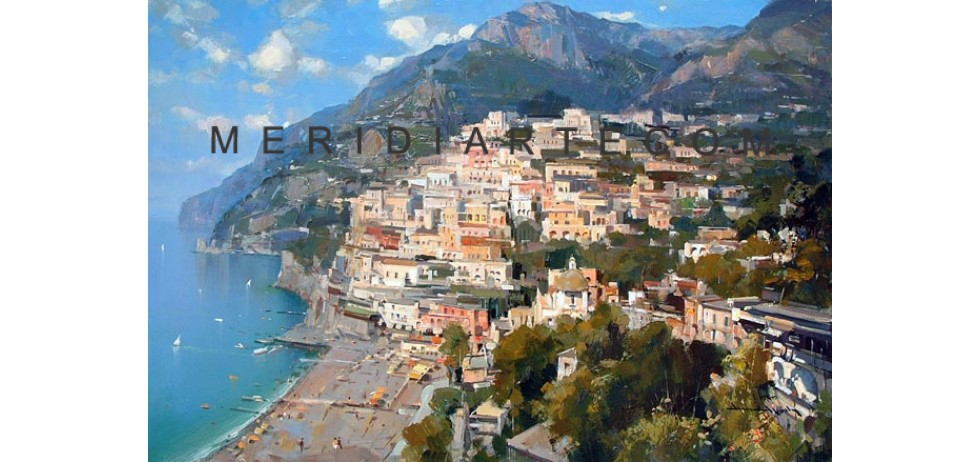 "<h2>Positano   </h2> <p> View of Positano oil painting by painter Vincenzo Aprile. </p>  <a href=""/oil-paintings/coast-oil-paintings/View-of-Positano1""></a>"