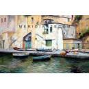 Procida - Marine oil paintings