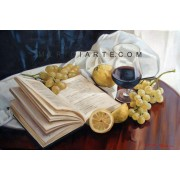 Still life oil paintings (26)