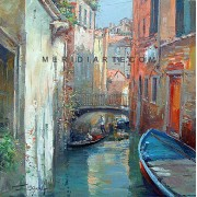 Venice oil paintings (8)